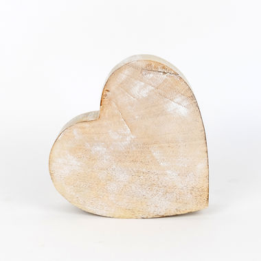 Click here to see Adams&Co 11398 11398 6x6x1.5 mngo wd shp (HEART) ntrl/wh