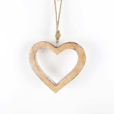 Click here to see Adams&Co 11375 11375 5.75x5.75x.75 mngo wd orn (HEART) ntrl/wh