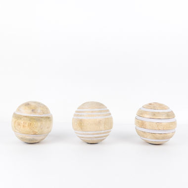 Click here to see Adams&Co 11377 11377 4x4x4 mngo wd balls s/3, ntrl/wh
