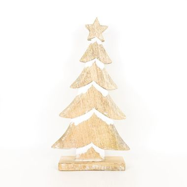 Click here to see Adams&Co 70791 70791 11.5x22x3 mngo wd cutout (XMAS TREE) ntrl/wh