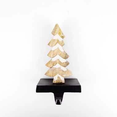 Click here to see Adams&Co 70910 70910 5x9x4 mngo wd stckng hldr (TREE) ntrl/wh/bk