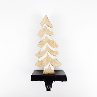 Click here to see Adams&Co 70911 70911 5x12x4 mngo wd stckng hldr (TREE) ntrl/wh/bk