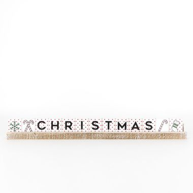 Click here to see Adams&Co 70940 70940 20x2.5x1 wd ledgie kit (CHRISTMAS) multi