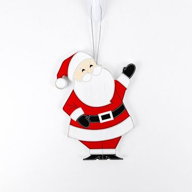 Click here to see Adams&Co 75424 75424 5x7x.5 chnky wd shape (SANTA) multi