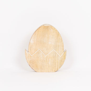 Click here to see Adams&Co 30242 30242 6x7x1 mngo wd cutout (EGG) ntrl/wh